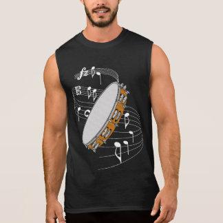 Tambourine Sleeveless Shirt