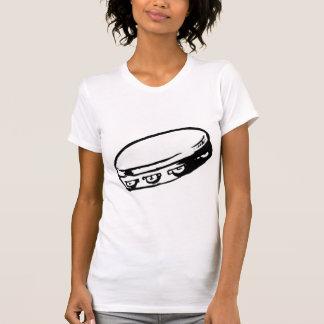 Tambourine Womens T-Shirt