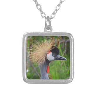 Tame a Wild Bride Silver Plated Necklace