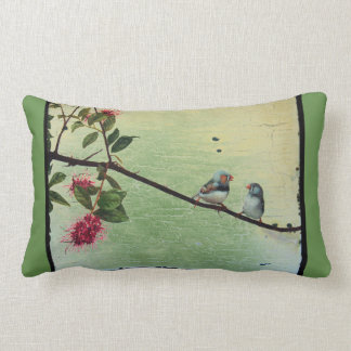 TAME Collection - Finch in the kitchen pillow