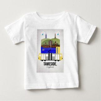 Tameside Baby T-Shirt