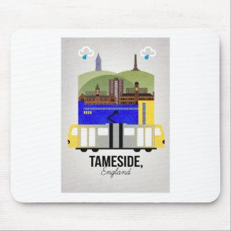 Tameside Mouse Pad