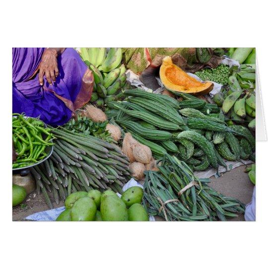 Tamil Nadu Vegetable Market Card