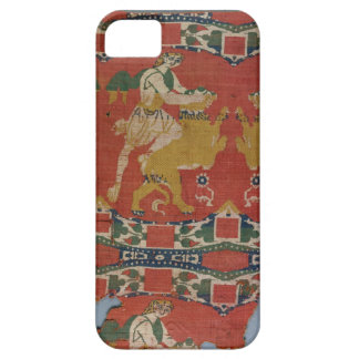 Taming of the Wild Animal, Byzantine tapestry frag Case For The iPhone 5