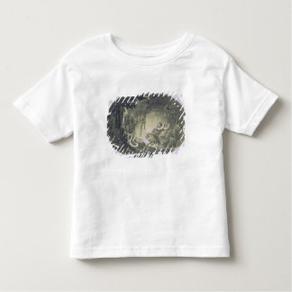 Tamino pursued by a giant serpent toddler t-shirt