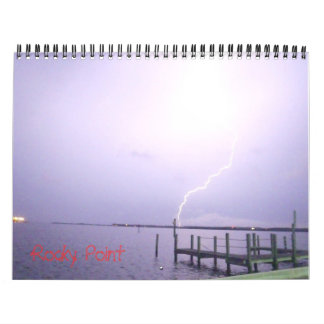 Tampa Bay, Fl Thunderstorms Calendars