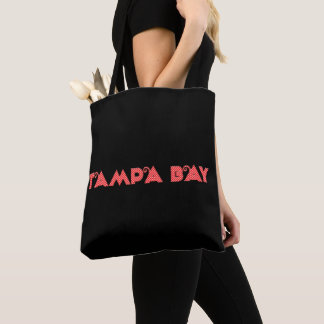 Tampa Bay Florida Tote Bag