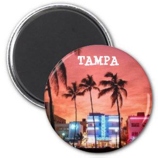 TAMPA, Florida Magnet