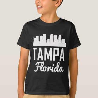 Tampa Florida Skyline T-Shirt