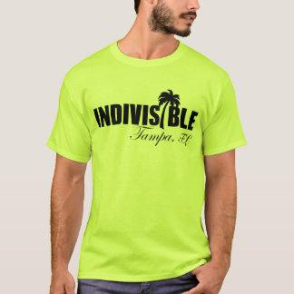 TAMPA Indivisible Mens Tshirt - Blk logo