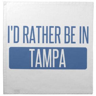 Tampa Napkin