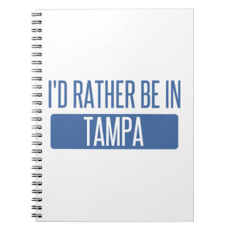 Tampa Notebook