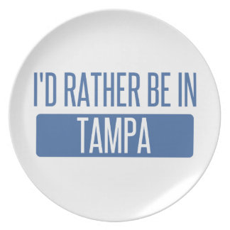 Tampa Plate