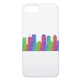 Tampa skyline iPhone 8/7 case