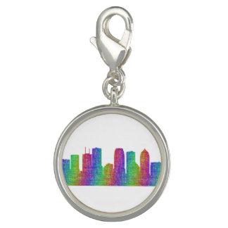 Tampa skyline photo charms