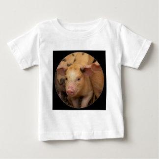 """Tamworth piglet"" Baby T-Shirt"