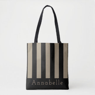 Tan Chique Tote Bag