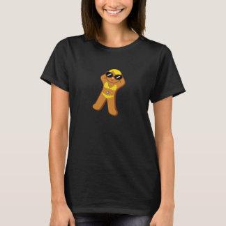 """""""Tan Gingerbread Girl™"""" Women's T-Shirt"""