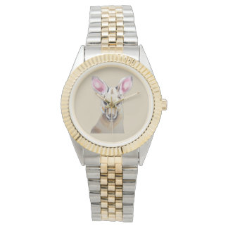 tan kangaroo watch