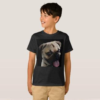 Tan Pug dog 2.0 T-Shirt