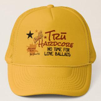 tan/red Tru Hardcore gold hat