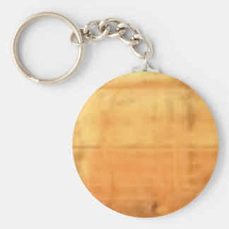 tan smooth texture keychain
