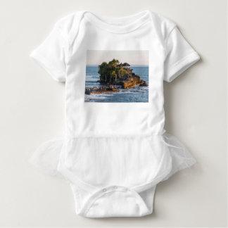 Tanah-Lot Bali Indonesia Baby Bodysuit