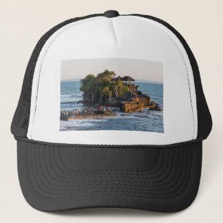 Tanah-Lot Bali Indonesia Trucker Hat