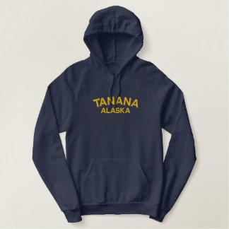 Tanana Alaska Embroidered Shirt