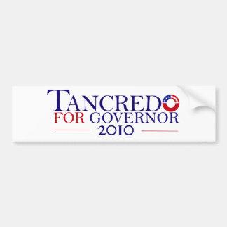 Tancredo 2010 Principle Over Party Bumper Sticker