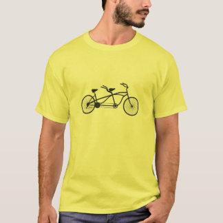 Tandem Bicycle T-Shirt