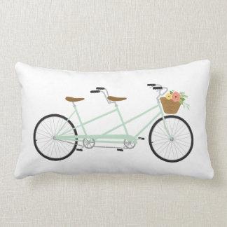 Tandem Bike Lumbar Pillow