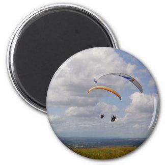 Tandem Gliding Magnet
