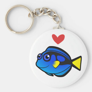 Tang 2 Love Basic Round Button Keychain