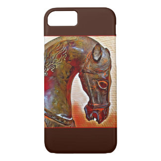 Tang Dynasty horse iPhone 7 Case