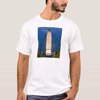 Tang Dynasty Tower in Yunnan, Dali T-Shirt