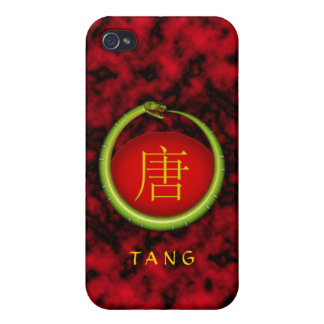 Tang Monogram Snake iPhone 4 Cases