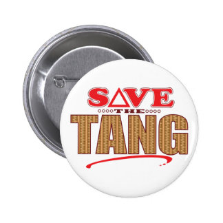 Tang Save 2 Inch Round Button