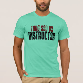 TANG SOO DO Instructor 1.1 T-Shirt