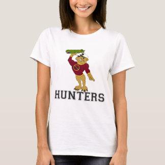 TANG– STAR–HUNTERS–Women's White T-Shirt