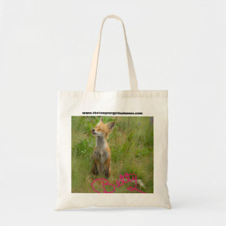 Tangent Girl Volumes tote