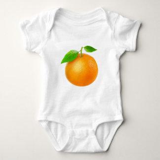 Tangerine Baby Bodysuit