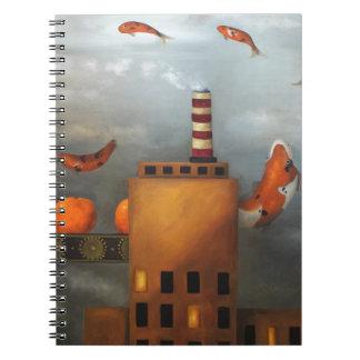 Tangerine Dream Notebooks