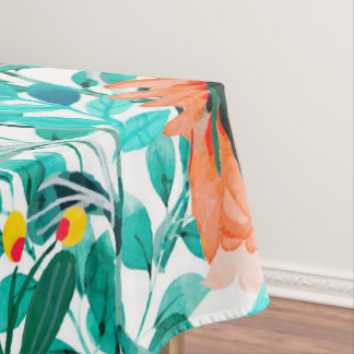 Tangerine Dreams Tablecloth