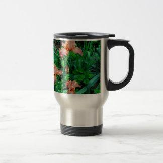 Tangerine Rhapsody Travel Mug