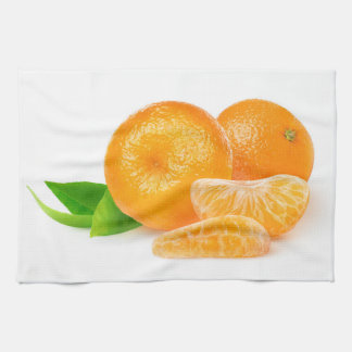 Tangerines Kitchen Towel