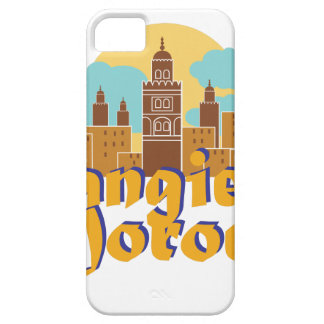 Tangier Morocco iPhone 5 Cases