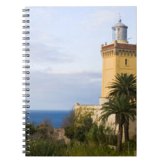 Tangier Morocco lighthouse at Cap Spartel Notebooks