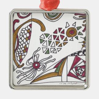 tangle bug ornament