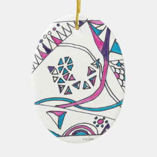 tangle kite ornaments